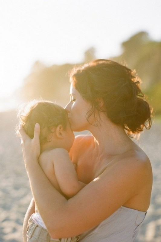 ENFANT ET SA MAMAN