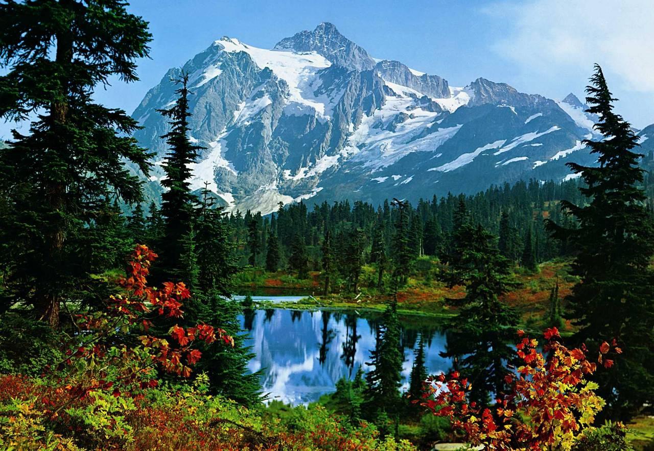 montagne superbe